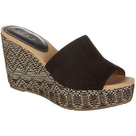 New! GROOVE Womens Lulu Sandals