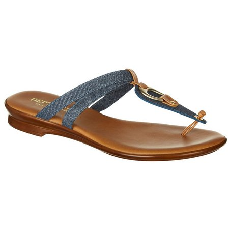 Dept 222 Womens Tanner Thong Sandals