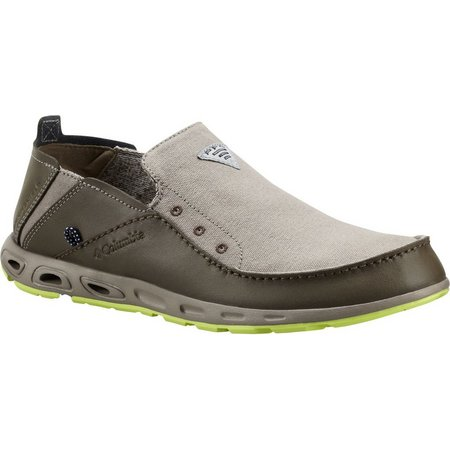 Columbia Mens Bahama PFG Boat Shoes