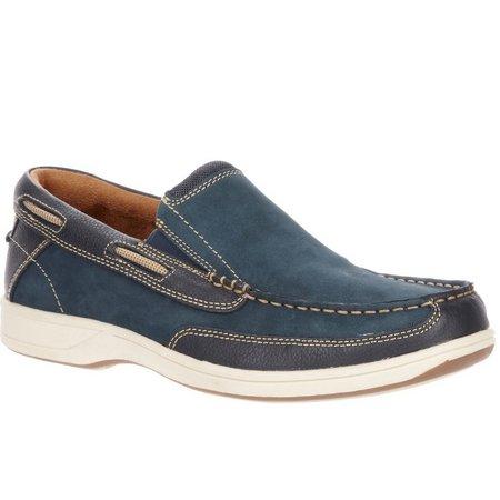 Florsheim Mens Lakeside Slip On Boat Shoes
