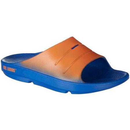 Reel Legends Mens Ray Slide Sandals