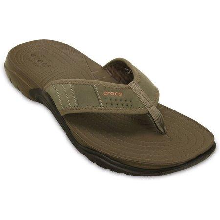 Crocs Mens Swiftwater Flip M Flip Flops