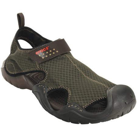 Crocs Mens Swiftwater Sandals