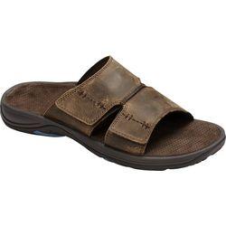 Vionic Mens Jon Slide Sandals