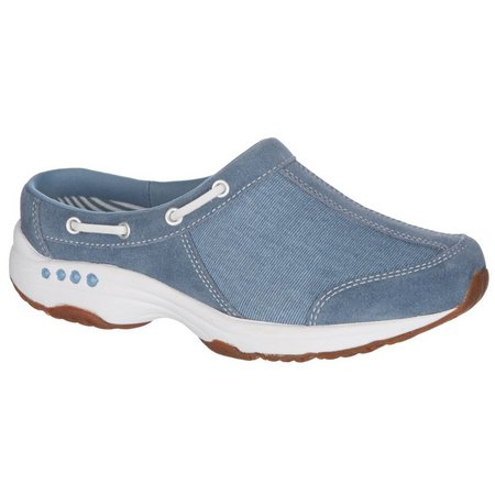 Easy Spirit Womens Travelport Athletic Mules