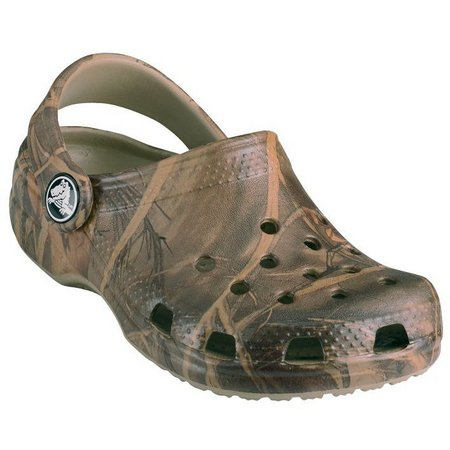Crocs Boys Realtree Classics Clogs