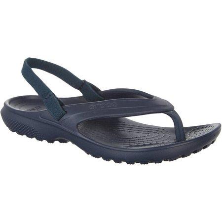 Crocs Toddler Boys Classic Flip Flop Sandals