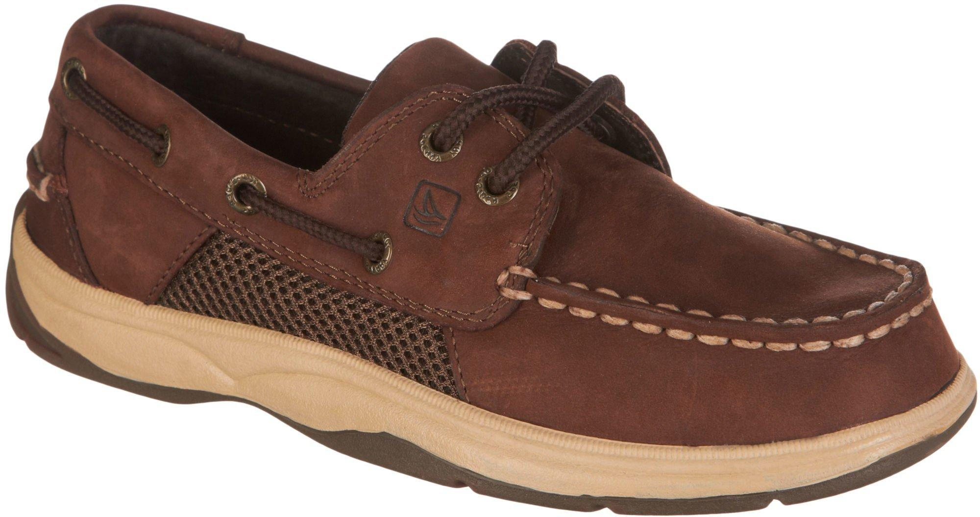 Sperry Intrepid H & L Boys Boat Shoes Deals