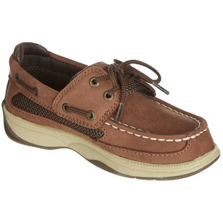 Sperry Toddler Boys Lanyard A/C Boat Shoes