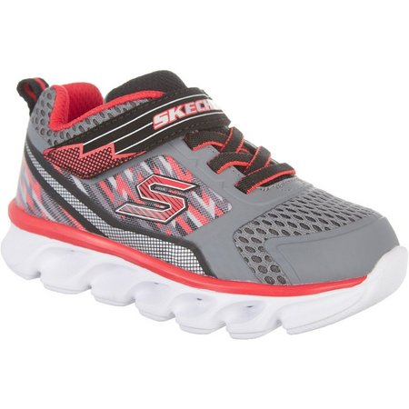 Skechers Toddler Boys Hypno-Flash Athletic Shoes
