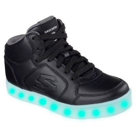 Skechers Boys Energy Lights Athletic Shoes
