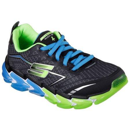 Skechers Boys Skech-Air 4 Athletic Shoes