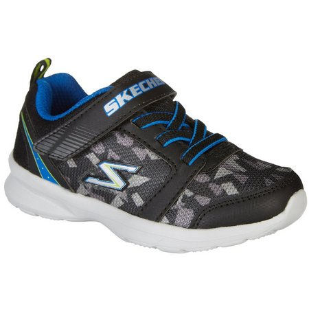 Skechers Boys Athletic Skech-Stepz Athletic Shoes