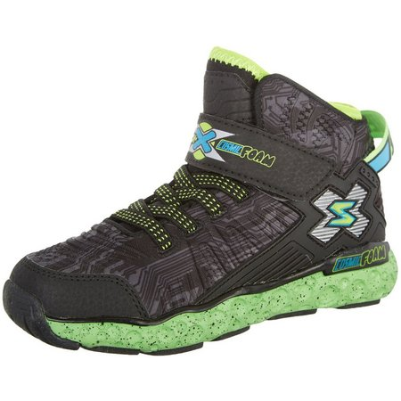 Skechers Boys Cosmic Foam Athletic Shoes