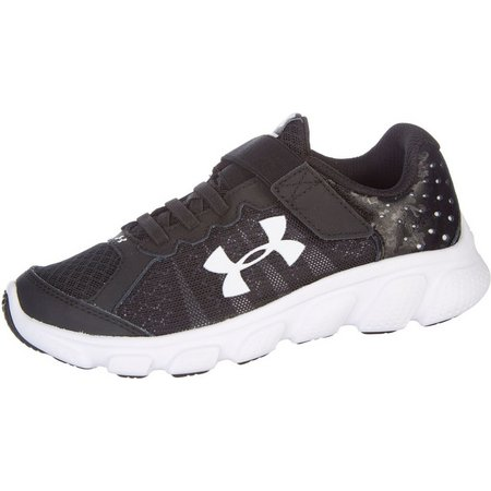 Under Armour Boys Assert 6 PS Athletic Shoes