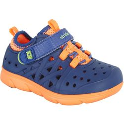Stride Rite Toddler Boys Made2Play Navy Blue Shoes