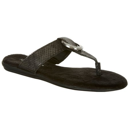 A2 by Aerosoles Womens Supper Chlub Flip Flops