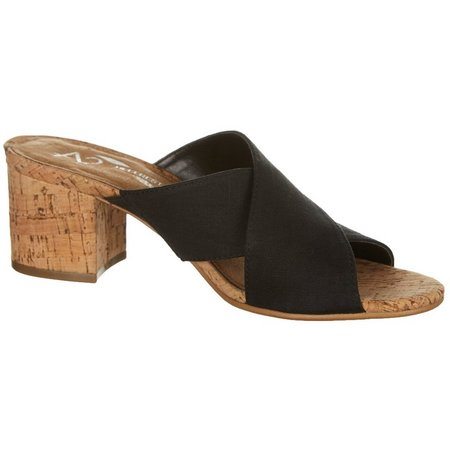 A2 by Aerosoles Womens Mid Day Dress Sandals