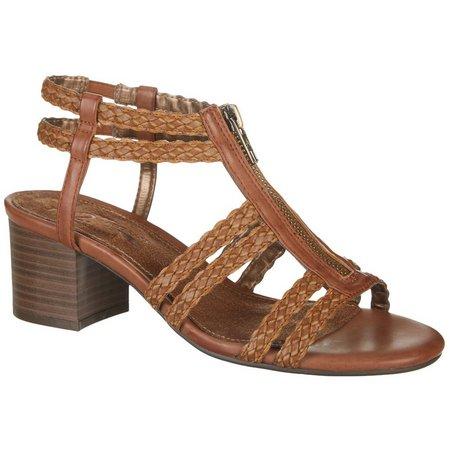 A2 by Aerosoles Womens Mid Range Dress Sandals