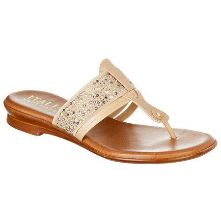 Italian Shoemakers Womens Gift Sandals