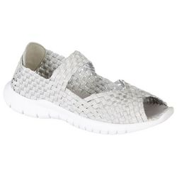 Coral Bay Womens Capri Woven Open Toe Shoes