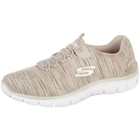 Skechers Womens Game On Relaxed Fit Athletic Shoes