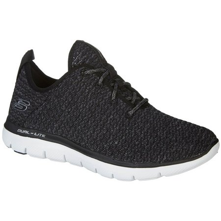 Skechers Womens Bold Move Athletic Shoes
