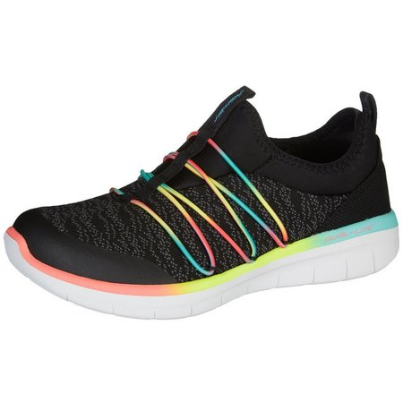 Skechers Womens Simply Chic Athletic Shoes