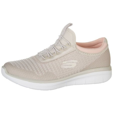 Skechers Womens Mirror Image Athletic Shoes