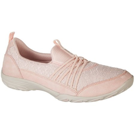 Skechers Womens Empress Wide Awake Athletic Shoes
