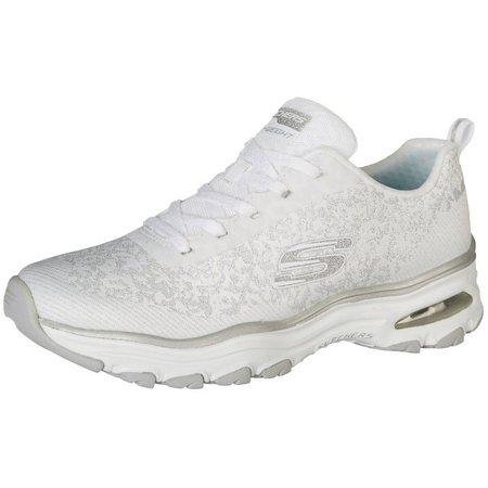 Skechers Womens D'Lite Air Athletic Shoes