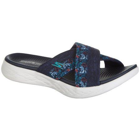 Skechers Womens On The Go 600 Monarch Sandals