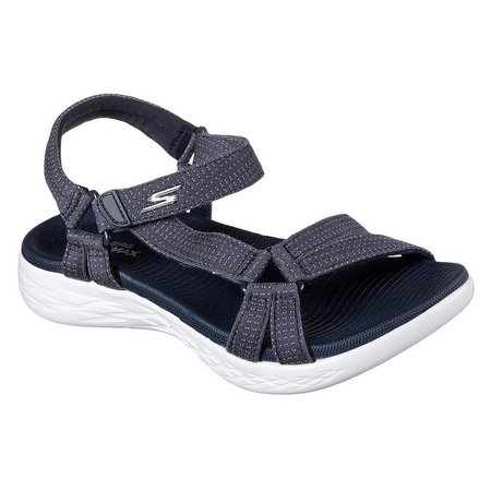 Skechers Womens On The Go 600 Brilliancy Sandals