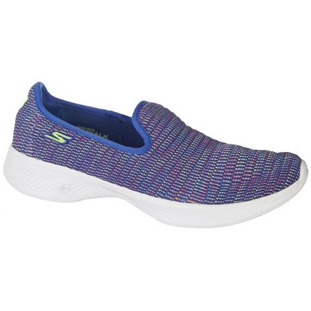 Skechers Womens GOwalk 4 Select Athletic Shoes