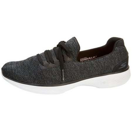 Skechers Womens GOwalk 4 All Day Athletic Shoes