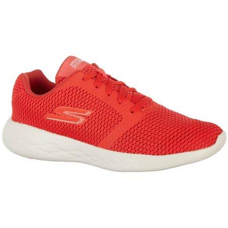 Skechers Womens GOrun 600 Refine Running Shoes