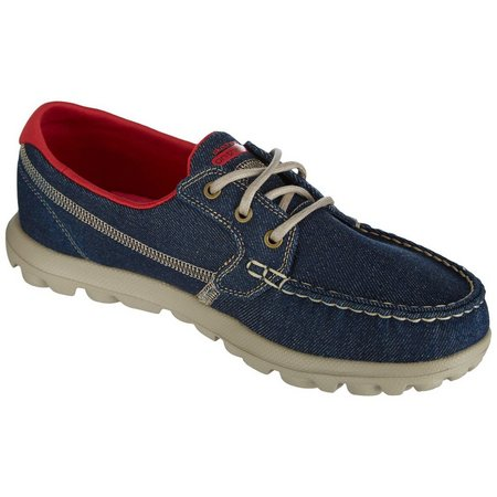 Skechers Womens On The Go Boat Shoes