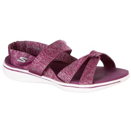 Skechers Womens H2 GOga Bountiful Sandals