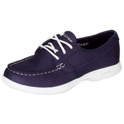 Skechers Womens GO STEP Riptide Boat Shoes