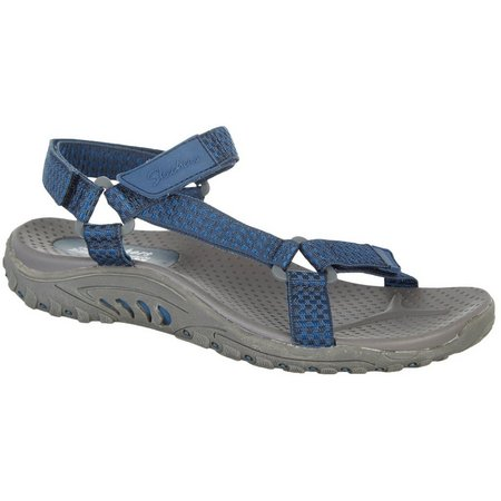 Skechers Womens Island Reggae Relaxed Fit Sandals