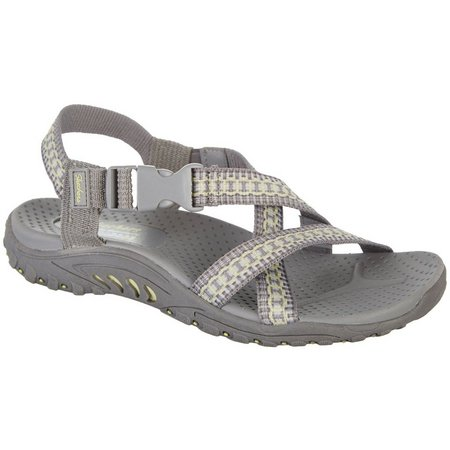 Skechers Womens Reggae Kooky Sandals