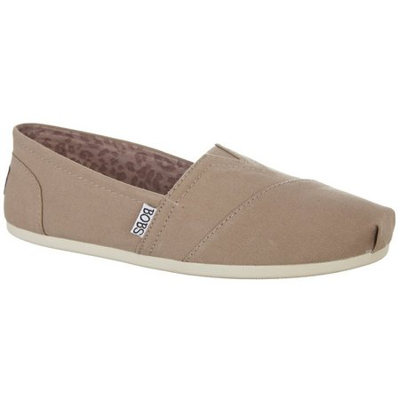 Skechers Womens Bobs Peace Slip On Loafers