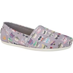 Skechers Womens Bobs Plush - Kitty Smarts Loafers