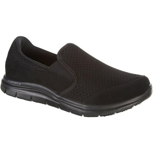 skechers womens non slip cozard work shoes bealls florida