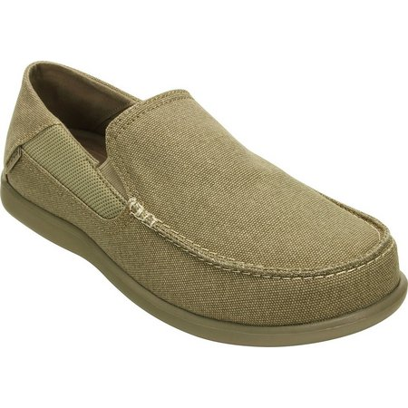 Crocs Mens Santa Cruz II Luxe Slip On