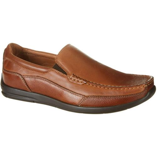 buy cheap very cheap Vionic Men's Leather Loafers - Preston stockist online discounts SdCsUSf