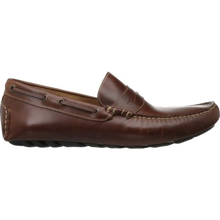 G.H. Bass & CO. Mens Warrick Penny Loafers