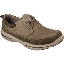 Skechers Mens Lenden Relaxed Fit Oxford Shoes