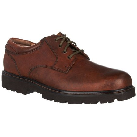 Dockers Mens Shelter Plain Toe Lace Up Shoes
