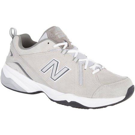 Mens New Balance MX608V4 Grey Sneakers Z16869
